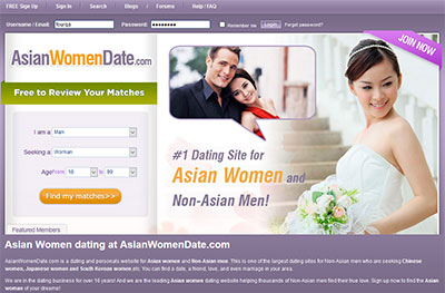 asian dating site for free