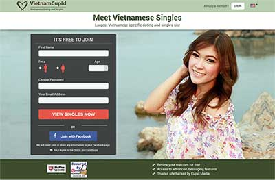 Vietnam cupid dating